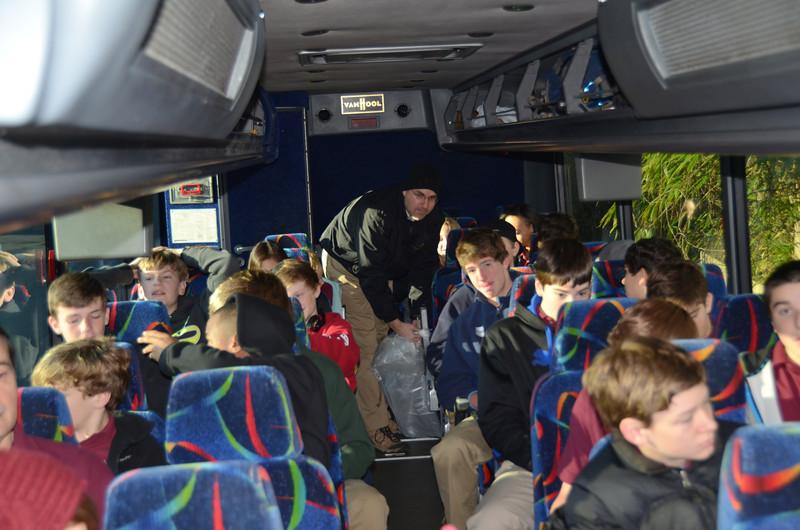 2-24-13 - 2-27-13 ICS 8th Grade Washington, DC trip