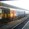East Midlands Trains 156413 Derby