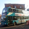 Arriva Derby Wright Eclipse Gemini FJ58KXP 4216 at Derby station with service 4.