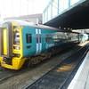 Arriva Trains Wales 158841 Birmingham New Street
