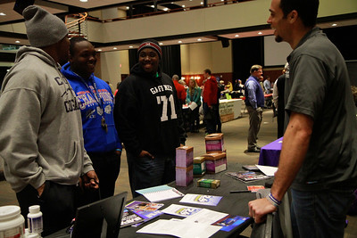 GWU Health and Wellness Fair; Spring 2013