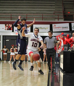 GWU Mens Basketball defeats Longwood 76-65 Saturday night, in the Paul-Porter Arena.