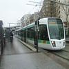 RATP Paris T3B Alstom Citadis tram no. 335.