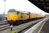 21 February 2013 :: Network Rail 31465 stabled at Didcot