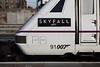 """28 February 2013 :: 91007 """"Skyfall"""" at King's Cross"""