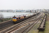 26 February 2013 :: 66037 at St Denys with 6V62 from Fawley to St Phillips Marsh with 40 TTA's