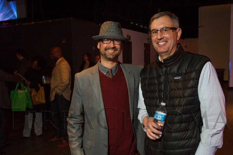 Nate Greene and Jesse Wolff.