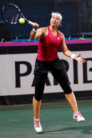 0110  Tereza Mrdeza - Croatia - Fed cup 2013_10