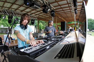WEIRD Bass Fest 2013   Day 3   Light   060913