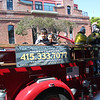 we took a fire engine tour through san francisco!