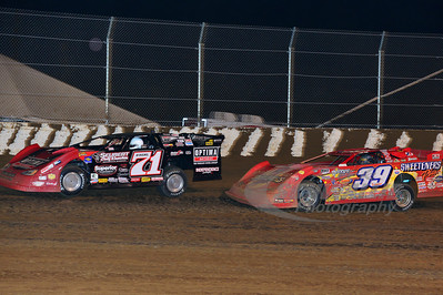 71 Don O'Neal and 39 Tim McCreadie