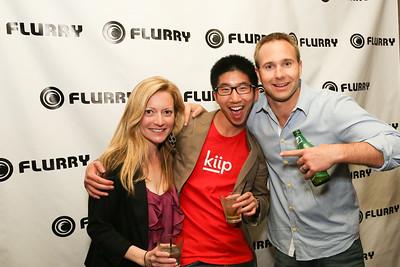 #FlurryMobile SXSWi Opening Party