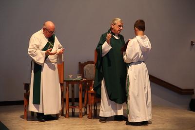 Fr. Joe's 50th Anniversary Mass
