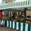 Market in Châtel-Censoir