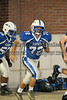 Franklin Central vs Terra Haute South varsity football. Photo by Eric Thieszen.