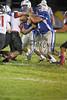 Franklin Central vs Terra Haute South varsity football. Photo by Eric Thieszen.