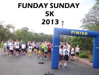 20130421 Funday Sunday 5K