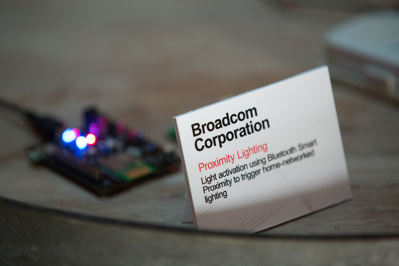 GetWICED: Broadcom's Connecting Everything Event #GetWiced