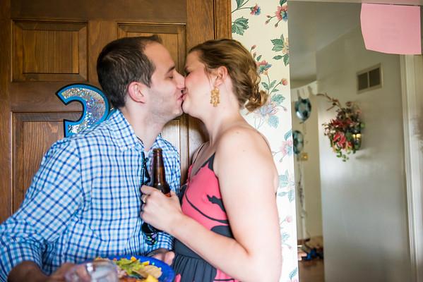 I made them kiss.