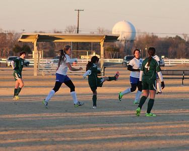 Girls Soccer (Cenla Cup)