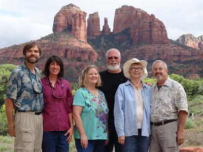 Grand Canyon, Sedona and Ouray