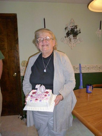 Grandma's 70th