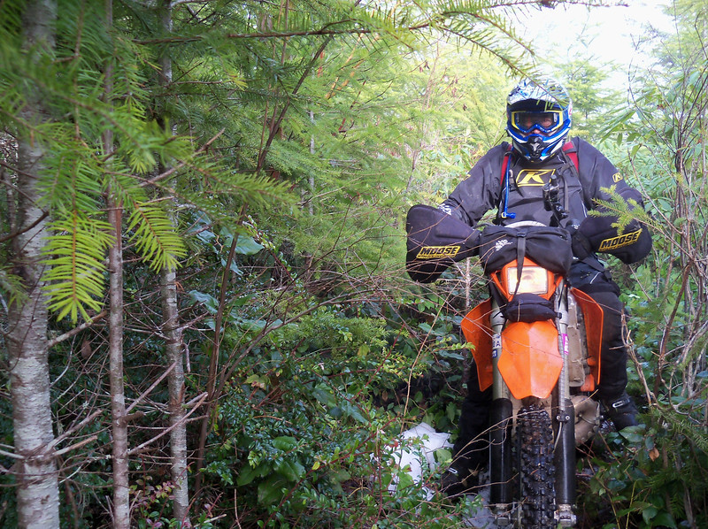 Mike and KTM 200