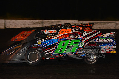 (85d) Mark Dotson and (28) Eddie Carrier, Jr.