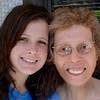 Harriet Bograd with daughter Sarah Klein