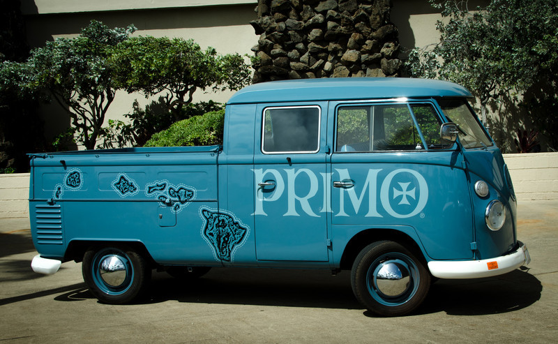 Primo beer is back.  With Style!  Tasted good too...