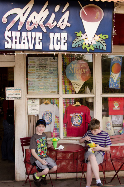 Shave Ice is good.  Nuf said.