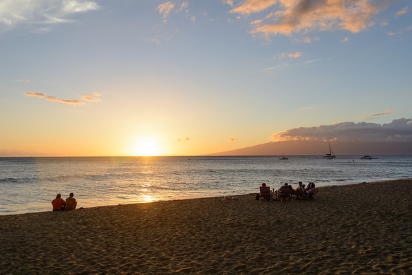 Holiday In Maui