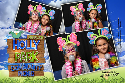 Holly Park - Community Picnic