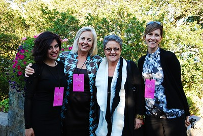 Diana Cruz, Ellyn Weisel, Kim Mazzuca and Graunya Holsen