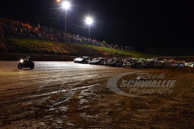 Hillbilly 100 @ I-77 Raceway Park