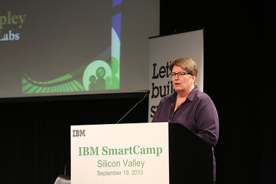 #ibmsmartcamp @ibmsmartcamp Mountain View, California