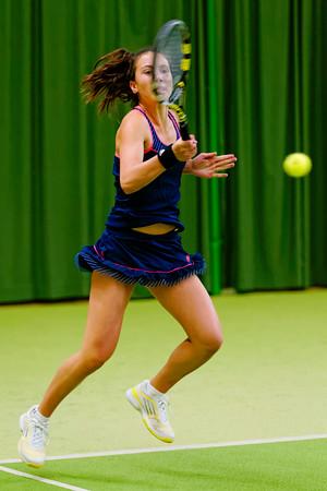113. Lucie Wargnier - ITF Heiveld junior indoor open 2013_13