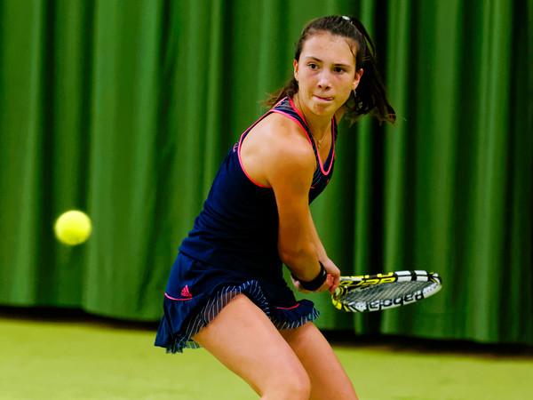 111. Lucie Wargnier - ITF Heiveld junior indoor open 2013_11