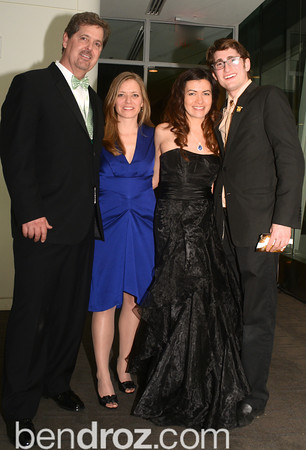 Michael Bowman, Suzanne Hunt, Leilani Munter, Ben Droz, Vote Hemp, The Inaugural Green Ball on Sunday, January 20th , 2013. Newseum.