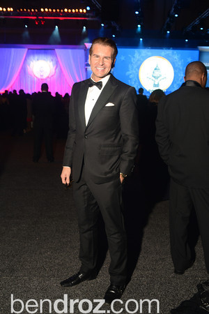 Vincent De Paul,  The Official Presidential Inaugural Ball. Walter E. Convention Center. Photo by Ben Droz.