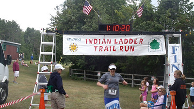 Indian Ladder Trail Run 2013