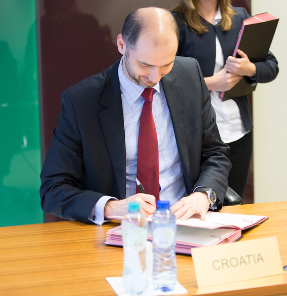 Joško Klisović, Deputy Minister of Foreign and European Affairs of Croatia