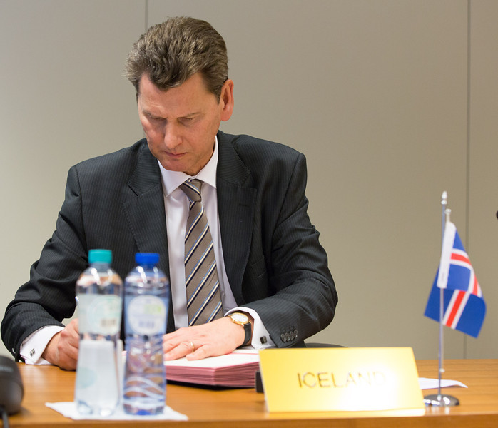 Ambassador Thorir Ibsen, Icelandic Mission to the EU (EEA EFTA Chair).