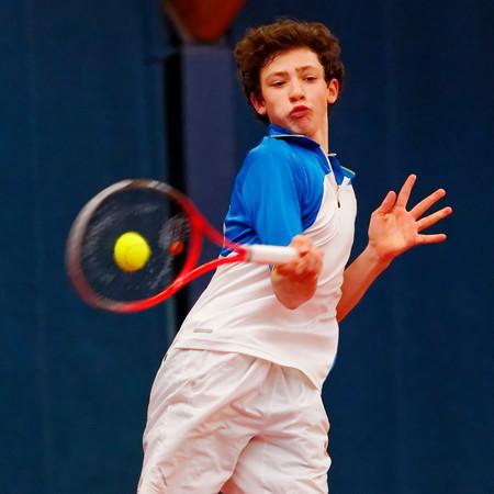 114. Niklas Schell - Intime HEAD Junior Open 2013_14