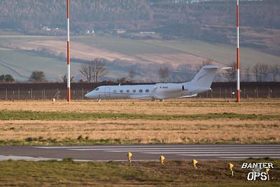 Gulfstream 450 M-ARAE