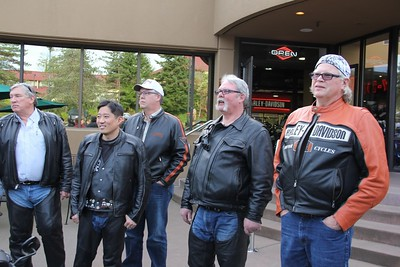 Issaquah Brewhouse, Dinner Ride