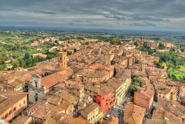Italy - October