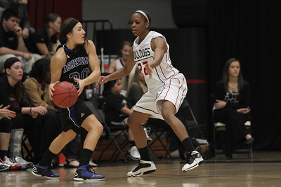 Gardner-Webb Women's Basketball dominated UNC Asheville at home with a final score of 73-47.
