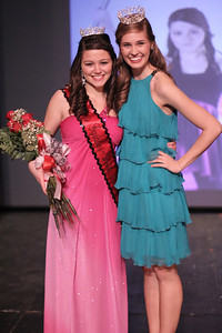 Miss Gardner-Webb 2013 Katie Smith and Miss Gardner-Webb 2012 Sara Jolley