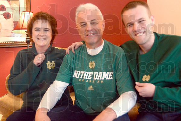 Notre Dame family